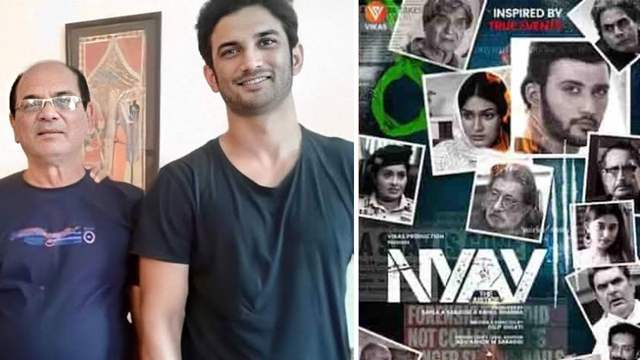 Sushant's Father files case, seeks Rs.2 Crore damages against makers of SSR Biopic
