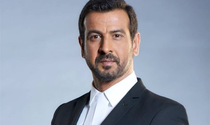 Ronit Roy gets his first dose of COVID 19 vaccine
