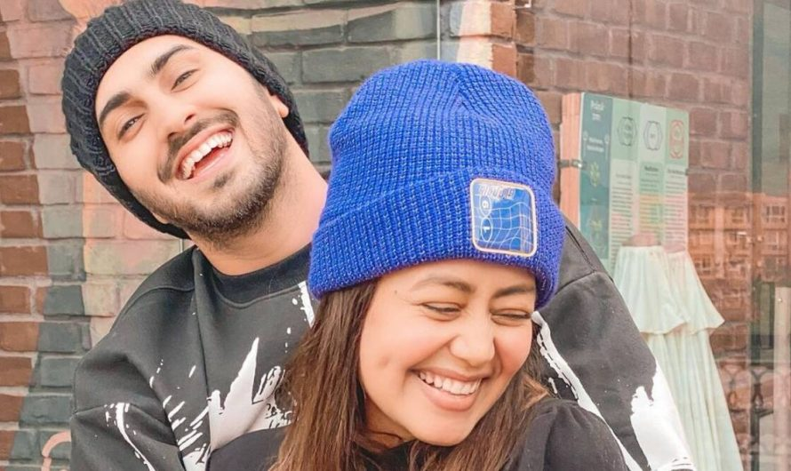Neha Kakkar wishes Rohanpreet Singh as they complete 6 months marriage; Calls him 'Best husband ever