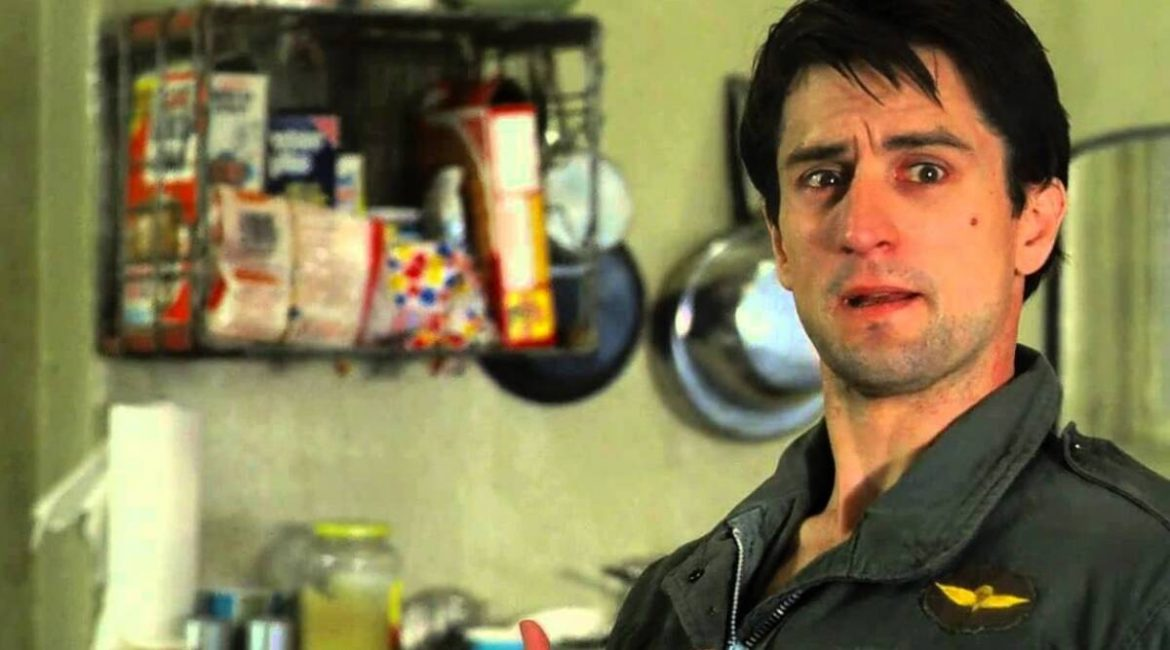 When Robert De Niro improvised 'You talkin' to me?' on the set of Taxi Driver
