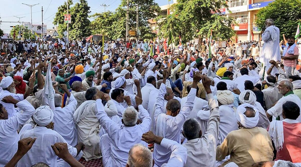 Karnal standoff: Farmers' meet with govt ends on 'positive note', next round of talks today